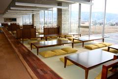 休憩室・売店・マッサージ(2階)